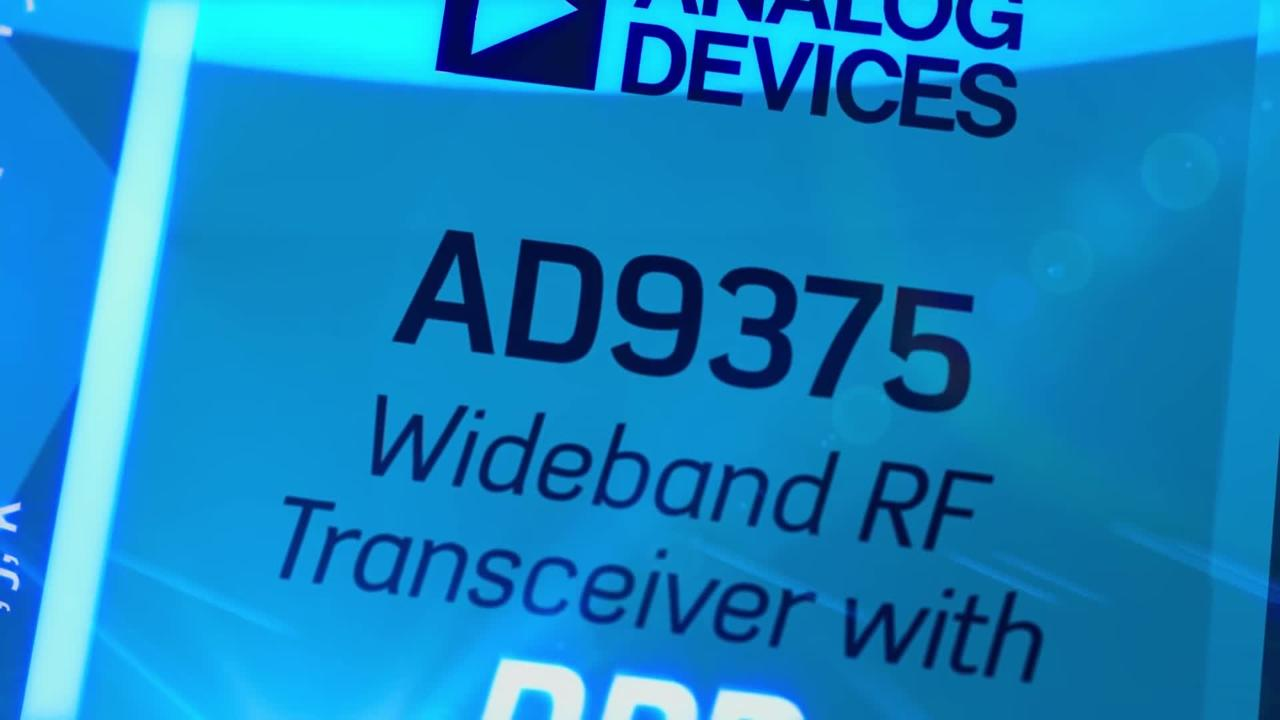 RadioVerse AD9375 DPD Overview