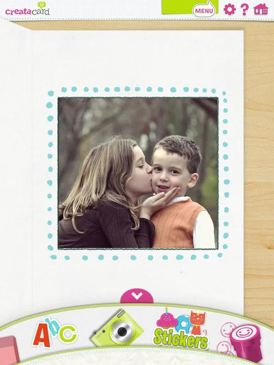 Creatacard for ipad kids card maker cardstore m4hsunfo