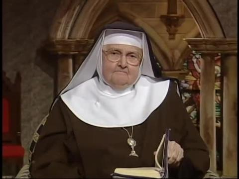 Mother Angelica Live - 1999-11-09 - What is Heaven really like?