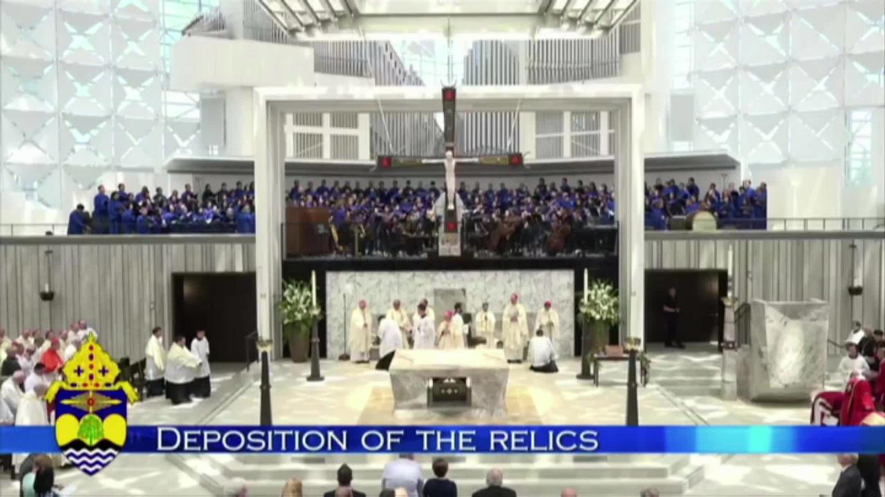 2019-07-17 - Dedication of Christ Cathedral