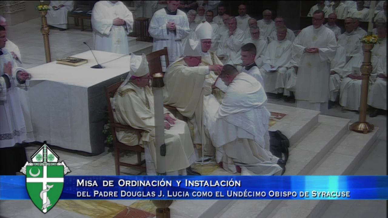 2019-08-14 - Mass of Ordination and Installation of Reverend Douglas J.