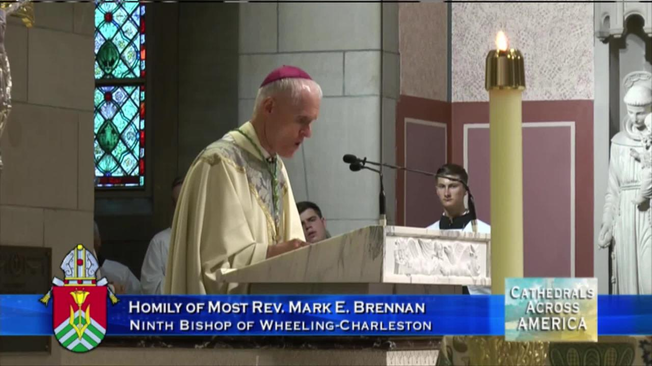 2019-08-22 - Mass of Installation of the Most Rev. Mark E. Brennan As th
