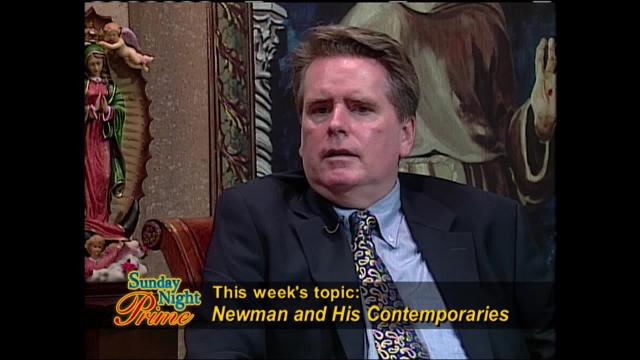 Sunday Night Presents - Newman and his Contemporaries - 09/11/2011