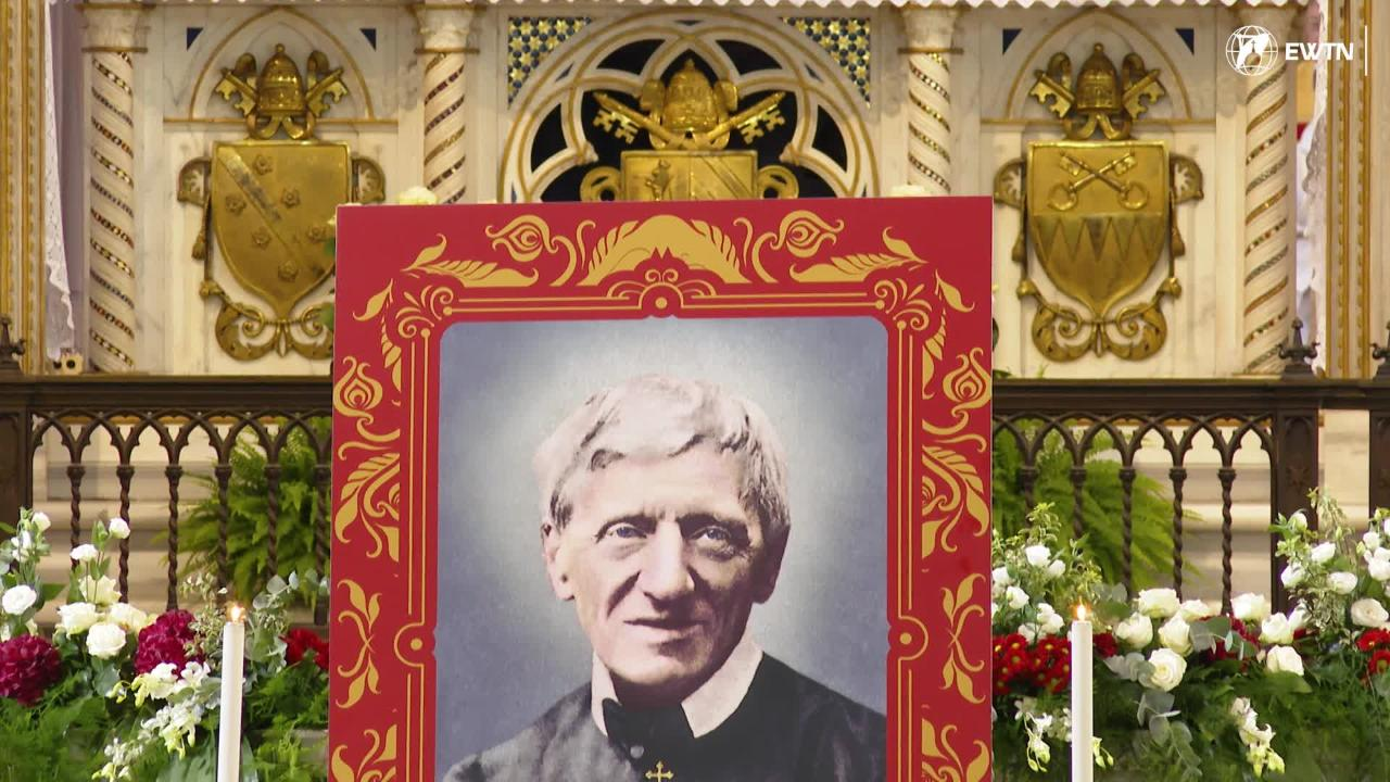 What does St. John Henry Newman mean to you?