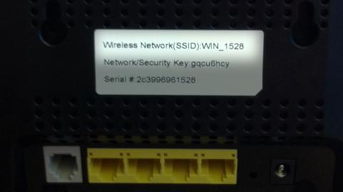 How do I set up my wireless connection in Windows 7