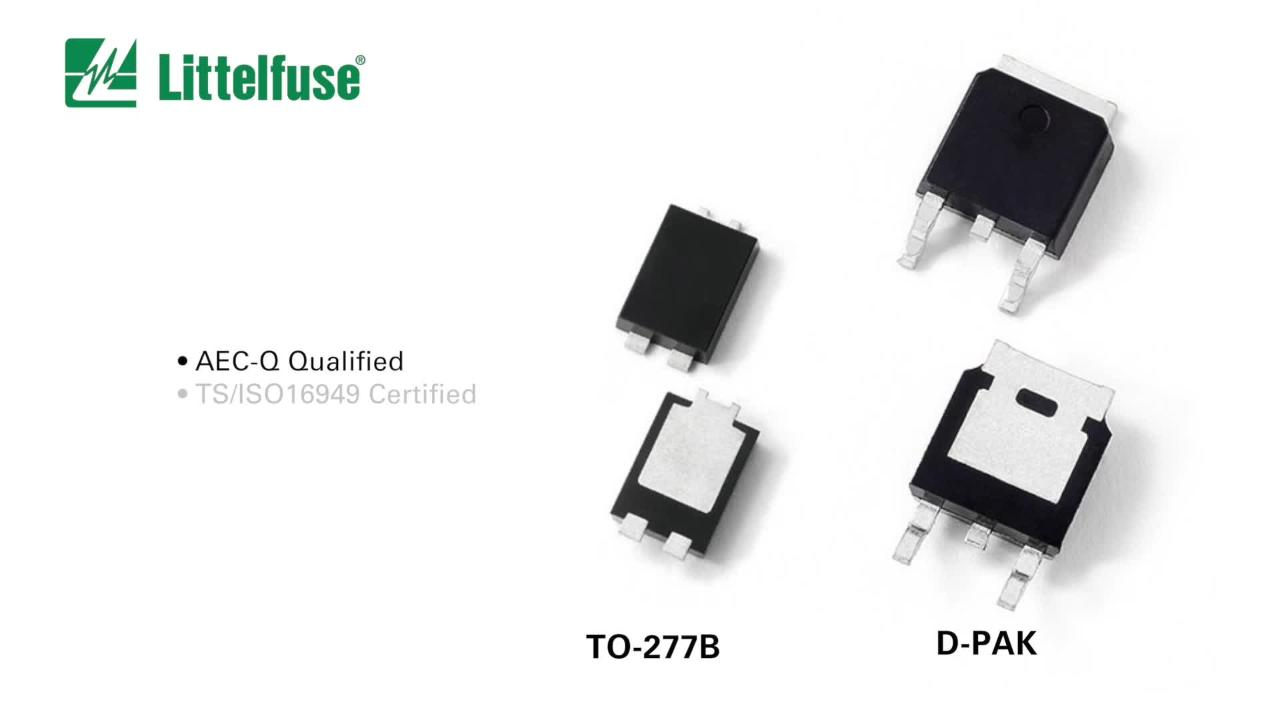 Dst8100s Series Silicon Schottky Discrete Diodes From Power Supplies Semiconductor Devices And Circuits Semiconductors Littelfuse