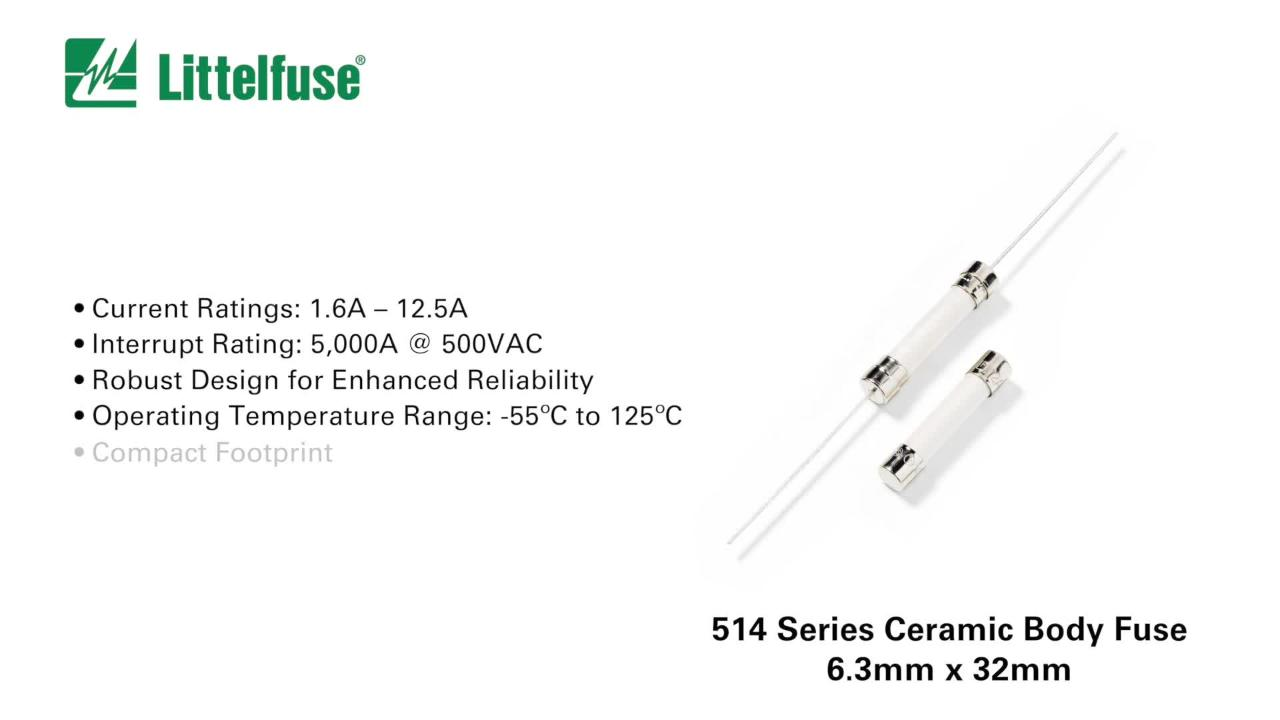 514 Series 3ab 3ag 6 3x32mm Fuses Cartridge From Voltage 3 Phase Disconnect Switch And So On Littelfuse