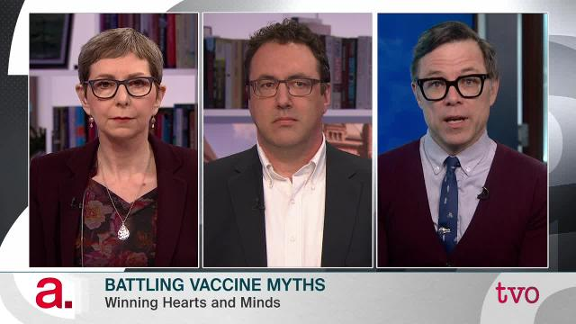Vaccine Myth Persists As Families >> Battling Vaccine Myths Tvo Org