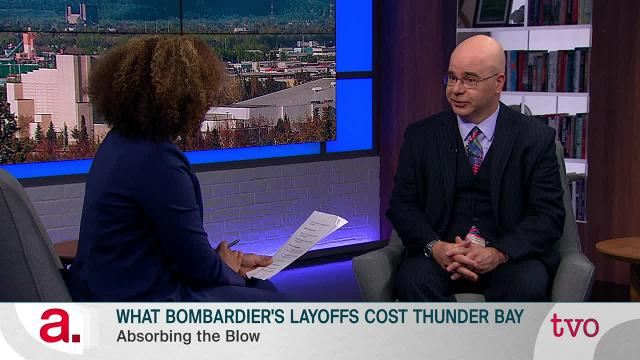 What Bombardier's Layoffs Cost Thunder Bay