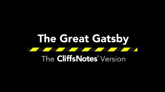 mla format for the great gatsby  how do i punctuate quoted
