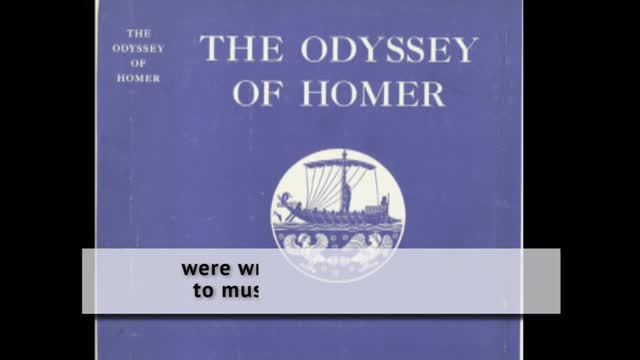 deception in the odyssey essay Analyze one or two similes from the odyssey in juxtaposition with one or two similes from the iliad write an essay on one of the and deception in the odyssey.