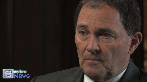Governor Gary R. Herbert Makes a Pitch for More Coal That Boarders on Blatant Salesmanship