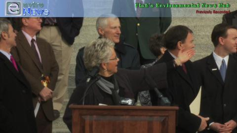 Rep. Carol Spackman Moss Proudly Announces Her Sponsorship of Anti-Idling Bill HJR 5