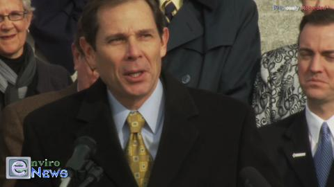 """Provo Mayor John Curtis Challenges Himself and Utahans to be """"Better Stewards"""" at the 'Clean Air Challenge' Press Conference on Capitol Hill"""
