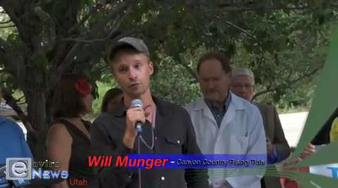 """Will Munger Reminding People That """"on the Air Quality Board sits members of the Tesoro Corporation"""""""