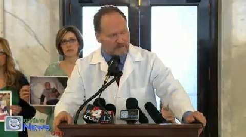 """Physicians Group Rips Apart """"Offensive"""" Stericycle Cancer Study at the State Capitol"""