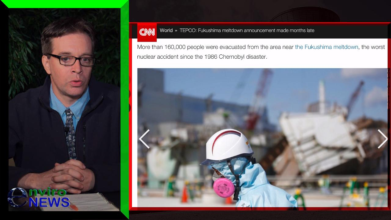 Comparative Overview: Fukushima or Chernobyl? Which is Worse? (Pt. 8)