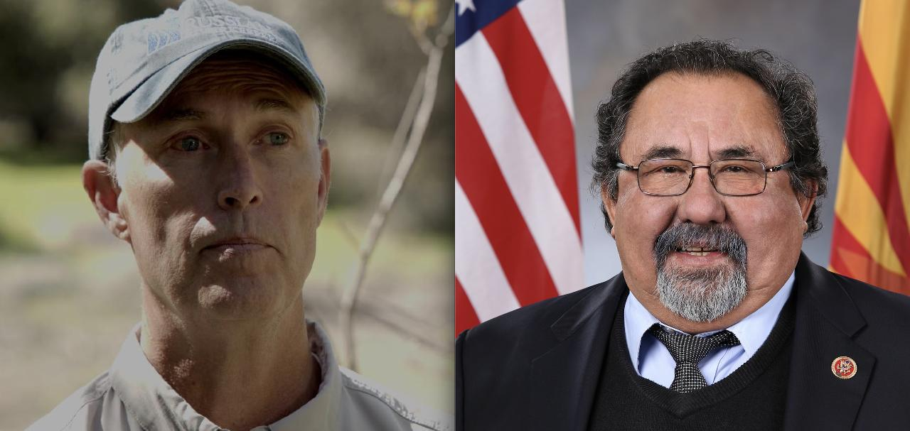 Reps. Huffman, Grijalva, Try to Glue Endangered Species Act Back Together After Trump Ripped it to Shreds