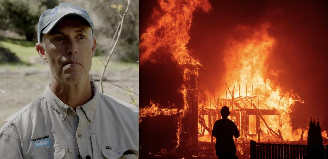 Brace for Impact: CA's N. Coast Congressman Says There's No 'Moonshot' Plan to Stop This Year's Unfurling Wildfire Hell