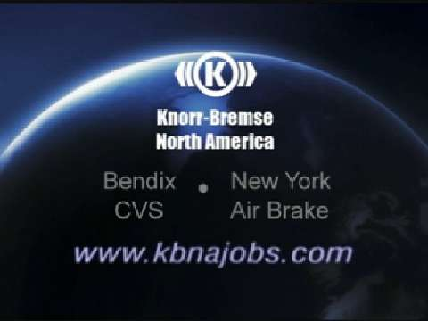 Sales Manager Job in Westminster, MD - Knorr Brake Company