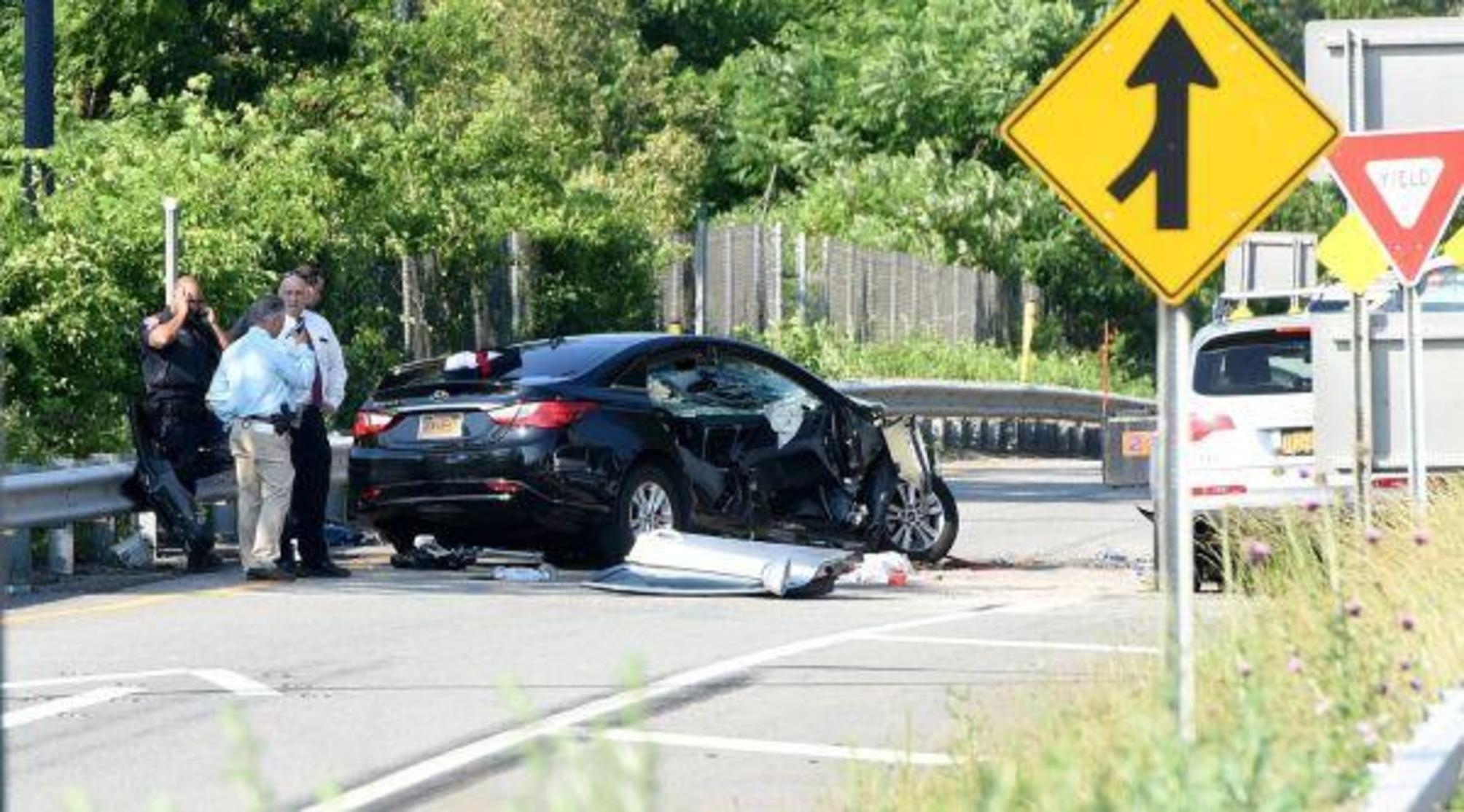 wrong way driver in lie crash that killed pregnant woman arrested