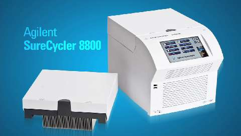 SureCycler 8800 Thermal Cycler from Agilent Technologies