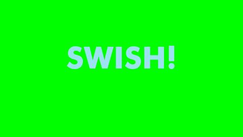 Animated Text Swish