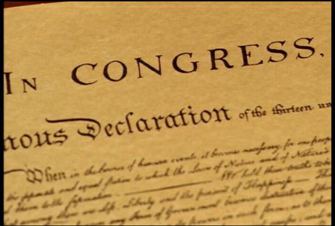 Declaration Of Independence 4