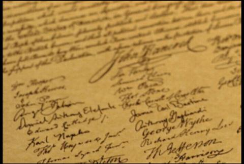 Declaration Of Independence 5