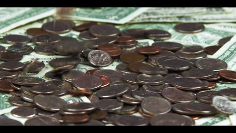 Macro Coins Dropping Us Money