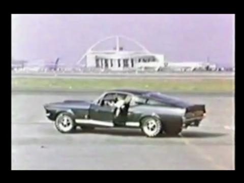 1967 Ford Shelby Mustang 1