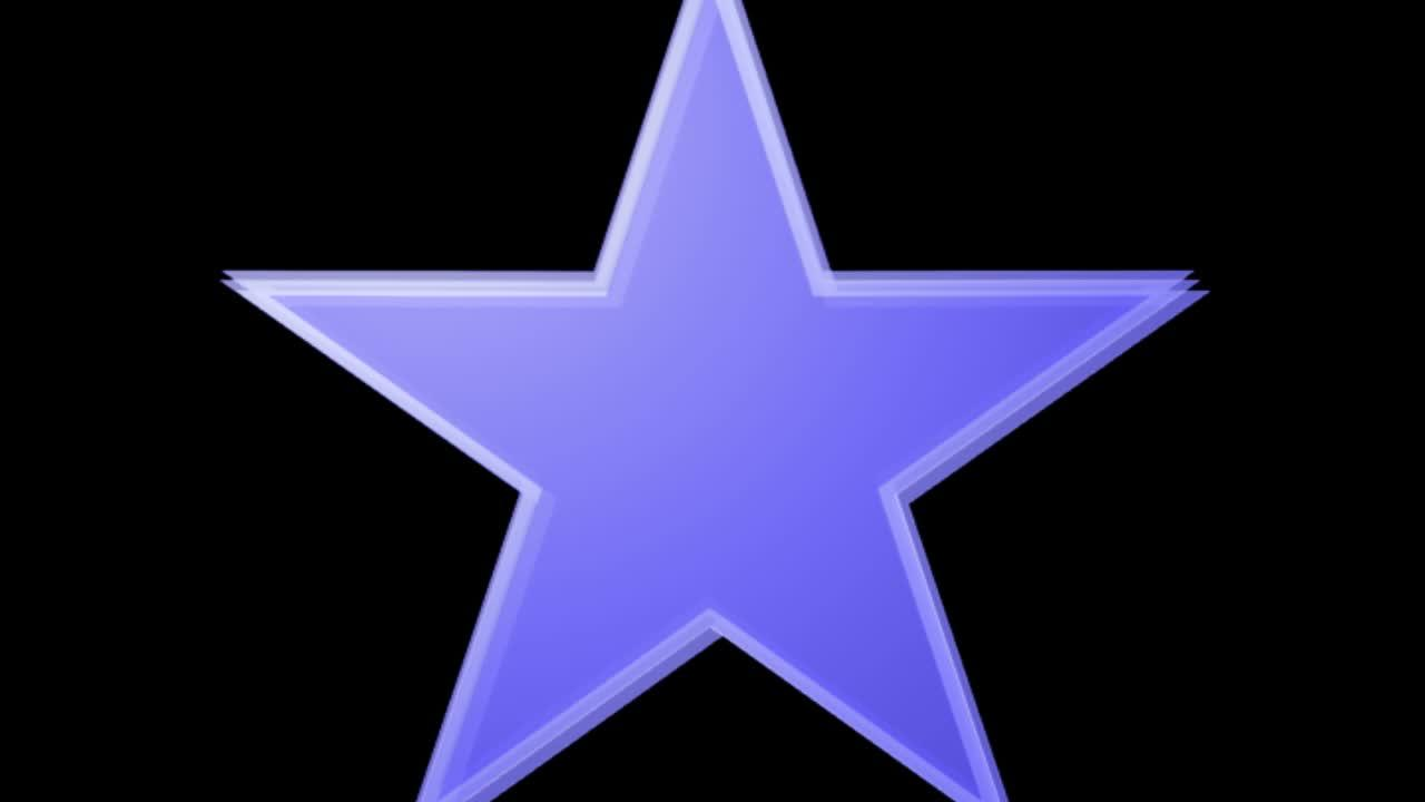 Animated Shapes Star (8)