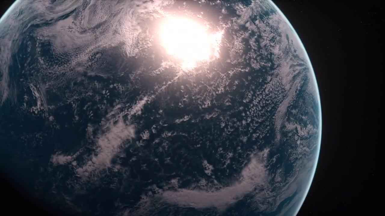 Earth Space Planet