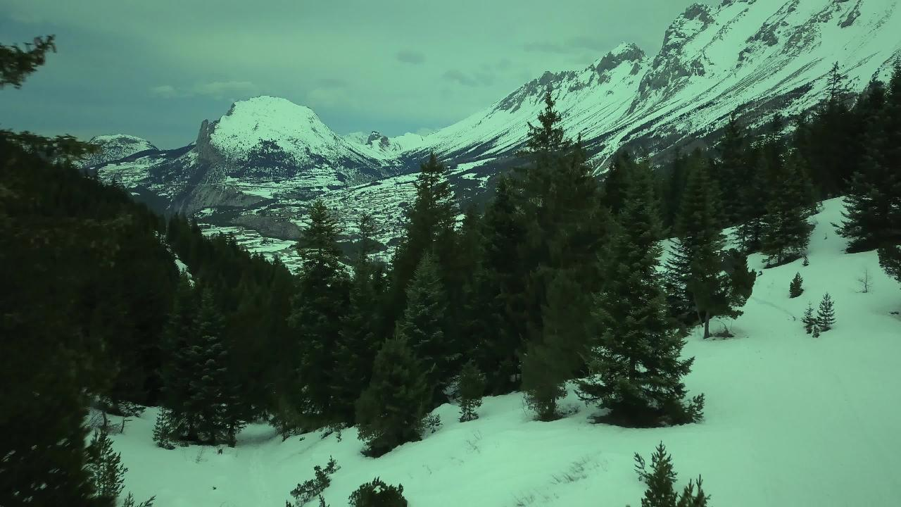 French Alps Winter 12