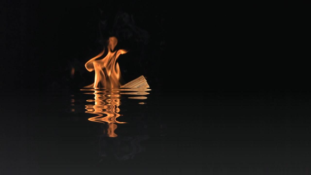 Motion Backgrounds Background Fire