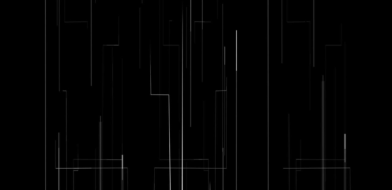 Lines Digital Abstract Background Motion Internet
