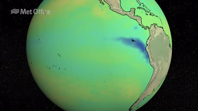 La Nina and El Nino explained