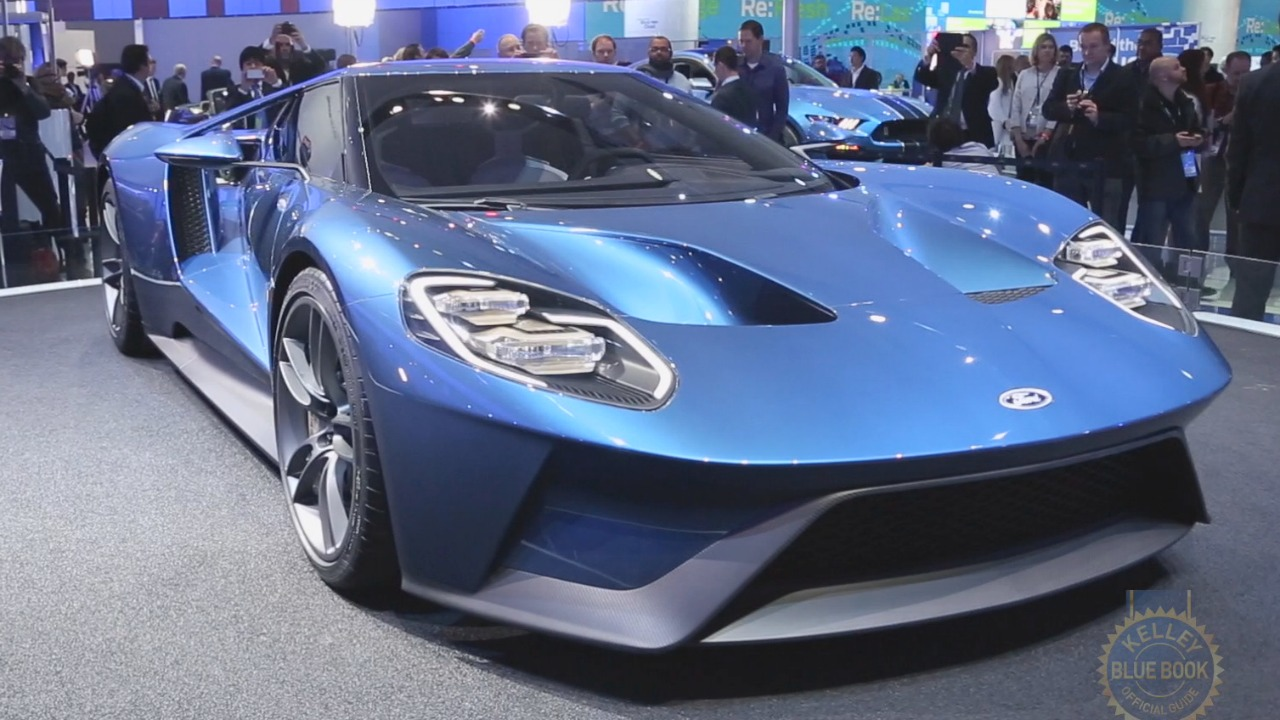 Due to start production late next year, the stunning 2017 Ford GT is the  most sophisticated performance vehicle ever created by the automaker.