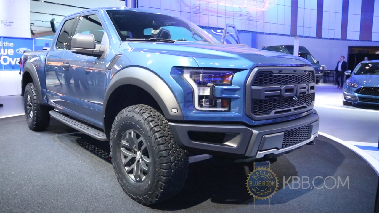 2017 Ford Raptor Ready to Roll (+VIDEO) | Kelley Blue Book