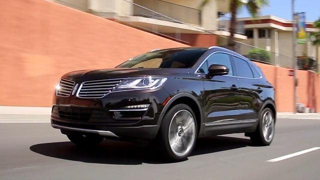 2019 Lincoln MKC: Refreshed, More Tech, More Safety >> Lincoln Mkc Review And Road Test