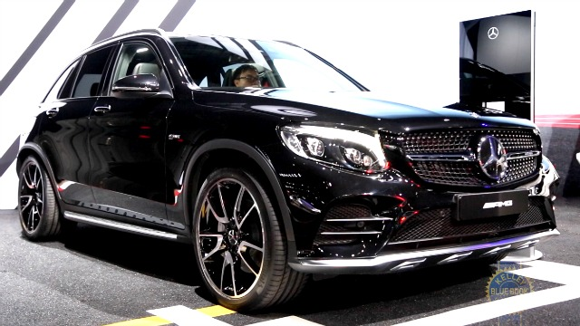 2017 mercedes benz glc coupe putting the sport in suv. Black Bedroom Furniture Sets. Home Design Ideas