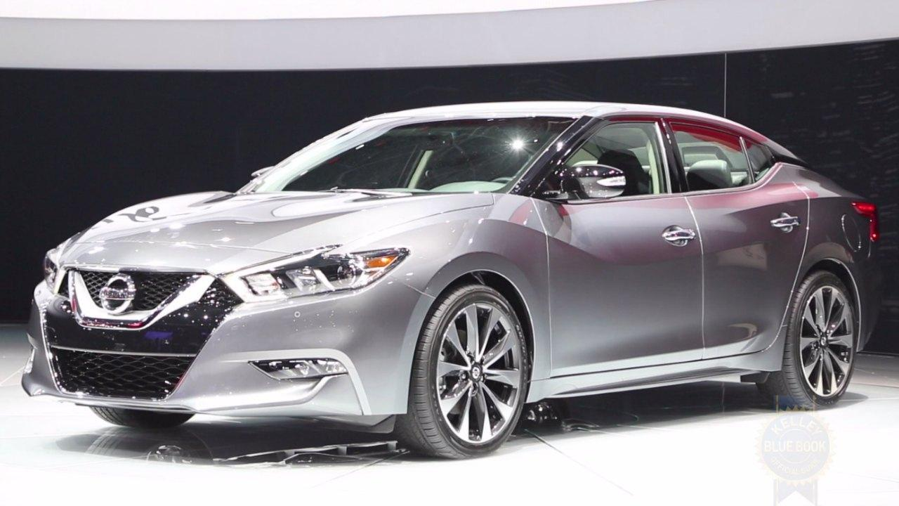 2016 nissan maxima bows in new york - kelley blue book