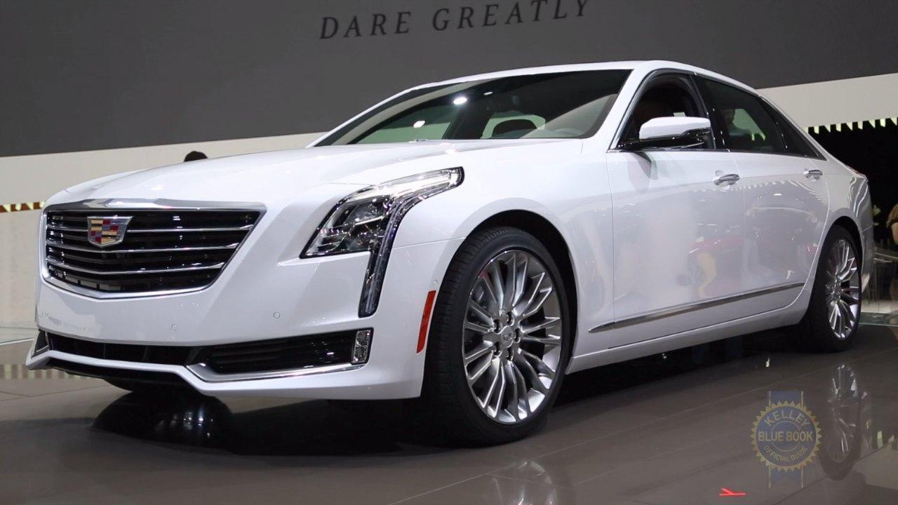 2016 cadillac ct6 rolls into the limelight kelley blue book. Black Bedroom Furniture Sets. Home Design Ideas