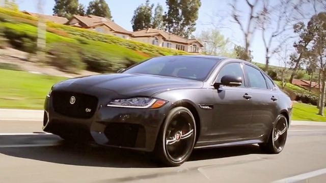Jaguar XF - Review and Road Test