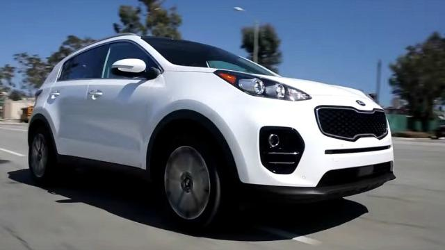 Kia Sportage Kelley Blue Book
