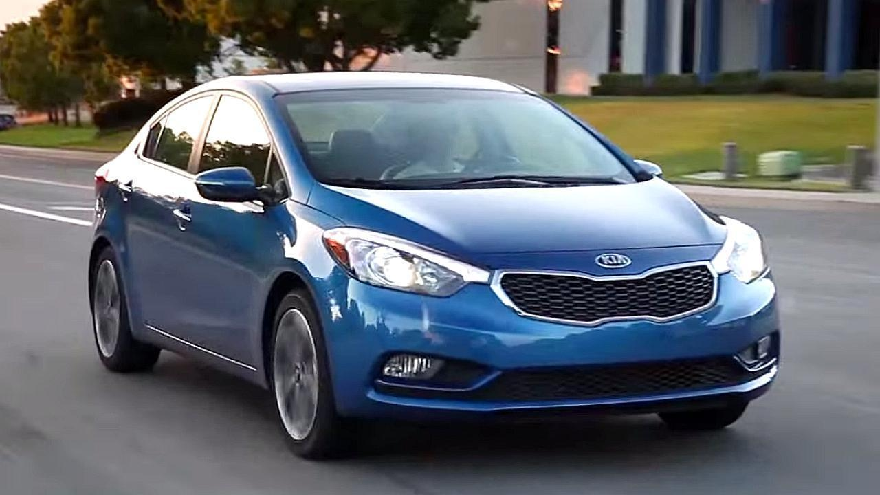 2018 Kia Forte Buyer S Guide Kelley Blue Book