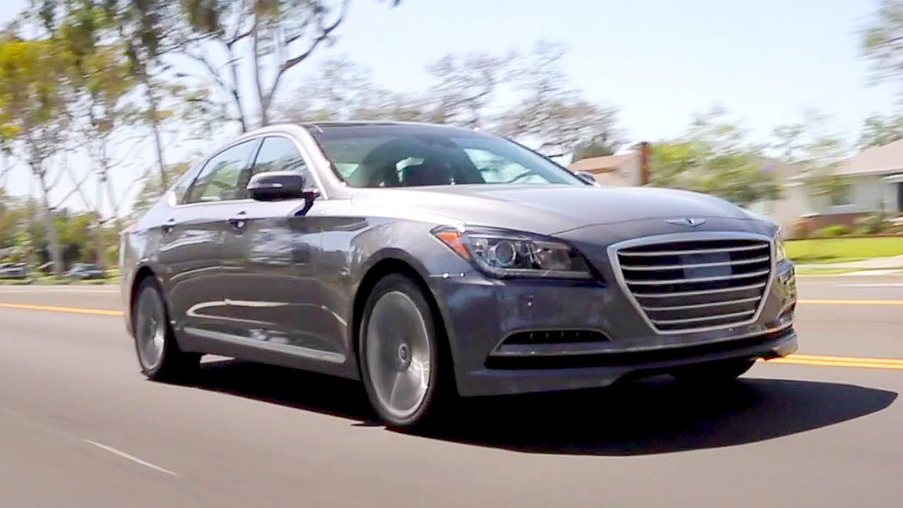 2015 Hyundai Genesis 3 8 Long Term Wrap Up Video Kelley Blue Book