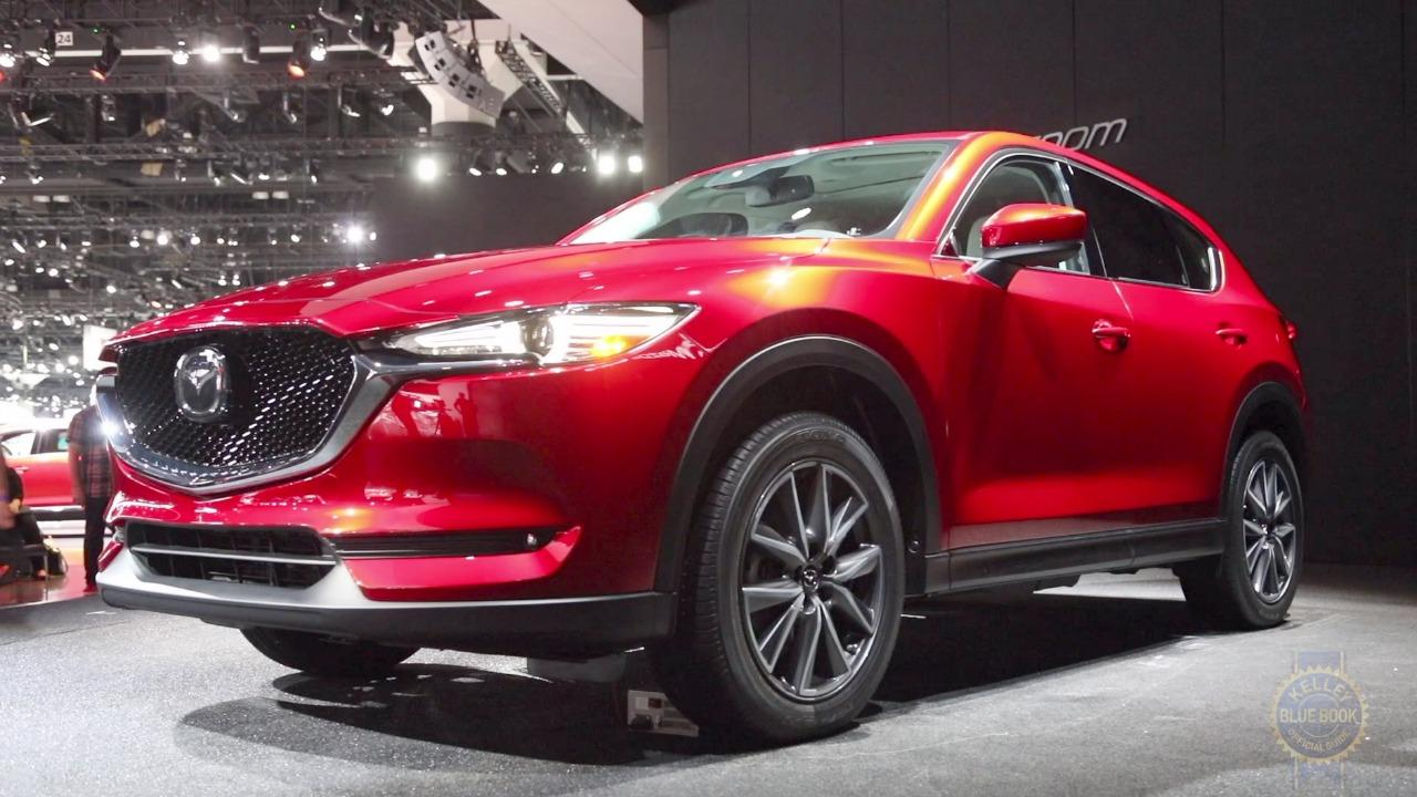 2017 Mazda Cx 5 Gets A Major Makeover Kelley Blue Book