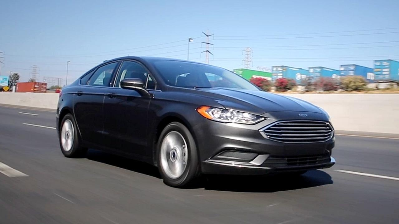 2017 Ford Fusion  Kelley Blue Book