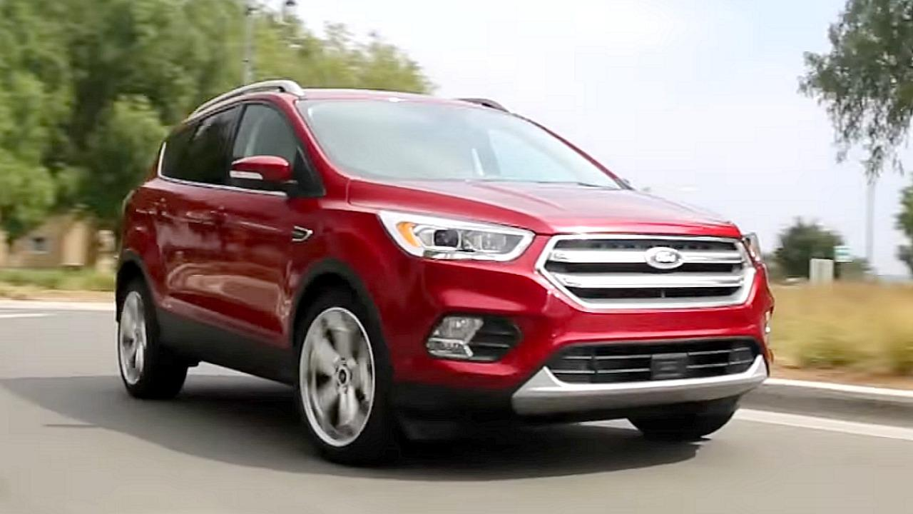 2017 Ford Escape  Kelley Blue Book